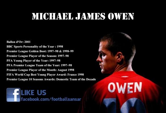 Michael Owen - End of an Era